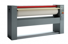 GRANDIMPIANTI S140/25 - Repasseuse à rouleau cylindre de 1400x250 mm Automatique.