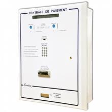 EUROLINE OPTIMUM - Centrale de paiement laverie automatique