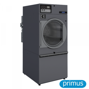 PRIMUS DX16 - Séchoir rotatif industriel laverie automatique.