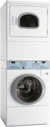 WD8 - Colonne de lavage laverie automatique.
