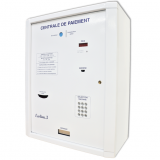 ECOLINE 3NKB - Centrale de paiement laverie automatique.