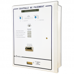 EUROLINE OPTIMUM - Centrale de paiement laverie automatique.