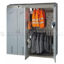 AS40 - Armoire séchante pour vêtements d'équipes.