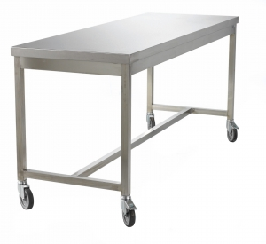 Table de tri et de pliage INOX