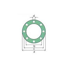 Joint 8 trous pour résistance électrique chauffante