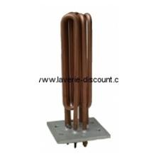 Résistance électrique chauffante à bride carrée 6 trous SUSSMAN