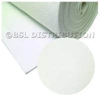 Molleton 100% Polyester pour housse de table à repasser (vente au mètre)