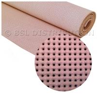 Silicone rau-sik rose (Vendu par plaque aux dimensions ci-desous)