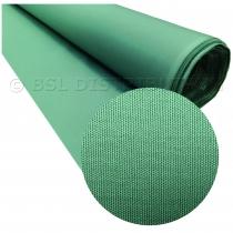 Tissu coton-polyester vert (vente au mètre)