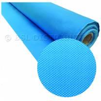 Tissu dek bleu clair (vente au mètre)