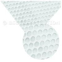 Grillage polyester pour filet de lavage (vente au mètre)