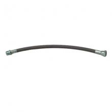 Tuyau flexible ptfe inox tressé de térylene M.F 3/8 Ø 10mm