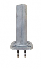 Résistance électrique chauffante aluminium à bride 4 trous Comel