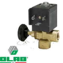 Électrovanne vapeur OLAB