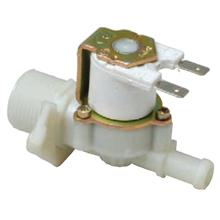 PON4360/PON4370 Électrovanne eau RPE-ELBI 1 Voie