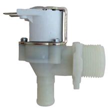 PON4450/PON4460 Électrovanne eau RPE-ELBI 1 Voie courbée