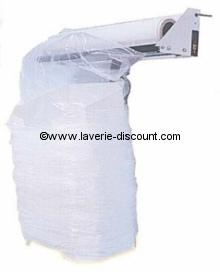 Chargeur de Goulotte C92 pour Emballeuse de comptoir avec soufflerie