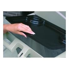 Couvercle protège déchets (9T01)