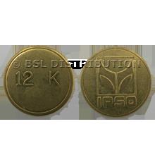 560777 IPSO Jeton 12 K
