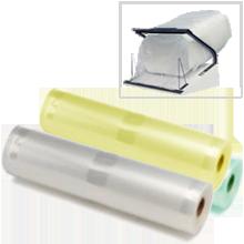 Film gaine plastique emballeuse