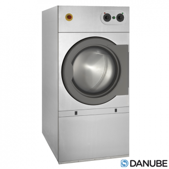 DANUBE DD16 Basic - Sèche-linge professionnel 16 KG (Déstockage).