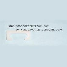 217/00016/00 IPSO Butée poignée de porte PVC