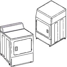 Pièces détachées sèche-linge 8 à 10 Kg