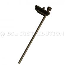 PRI185001015 Injecteur vapeur bouchon court (28cm)