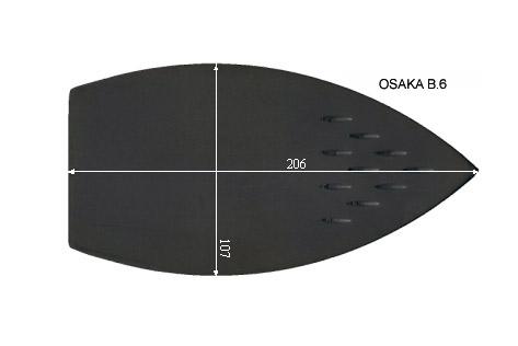 V.1805 OSAKA B.6      SEMELLE TEFLON FER A REPASSER RENFORCEE