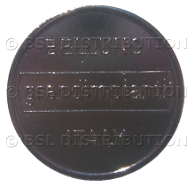 GETTONE GI  GR50-GI-347014 Dim. 28x2.8mm