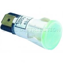 PRI349000032 LAMPE DE CONTROLE BLANC  PRIMUS depuis 1994 pour R-F