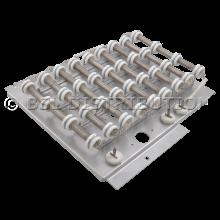 RSP511014 P Ensemble de 3 résistances 4.5Kw 380V/440V pour séchoir DA09 nouveau modèle(03-2007). PRIMUS D9/DA9/DAM/S9 IPSO DD8-CD8/GRANDIMPIANTI