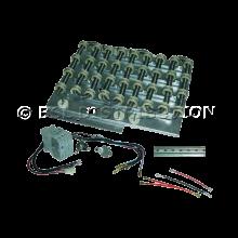 Kit complet de remplacement bloc de chauff. sur DAD9/D09 Tri Ancien modèle (EX PRI342000053).