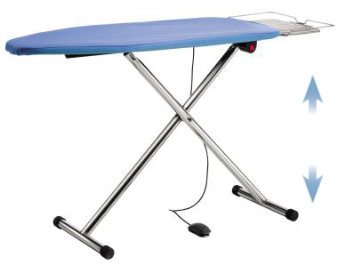 Tables repasser professionnelles ergonomique - Table a repasser professionnelle aspirante et soufflante ...