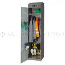 AS4 - Armoire séchante à vêtement pour petits groupes de travail.