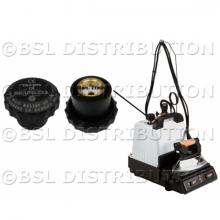 Soupape de sécurité à bouchon, Diamètre 24.8mm, A130 220186 (non-métrique)