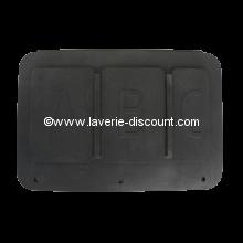 PRI505038027 PRIMUS Couvercle caoutchouc bac poudre