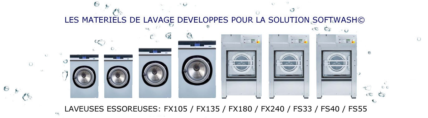 LES MATERIELS DE LAVAGE DEVELOPPES POUR LA SOLUTION SOFTWASH© PRIMUS