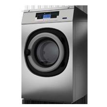 Laveuse essoreuse laverie automatique à socle fixe à sceller