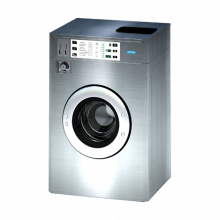 Lave-linge blanchisserie à cuve suspendue à super essorage - PRIMUS C6