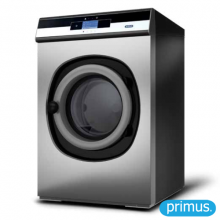 Laveuse Essoreuse laverie PRIMUS FX105, à cuve suspendue et super essorage.