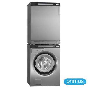 PRIMUS SC65 + DAM6 - Colonne de Lavage Professionnelle 2 x 6.5 KG Laverie Automatique.
