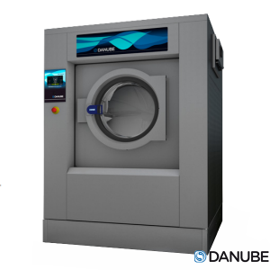 DANUBE WED60 - Lave-linge 60 KG Professionnel, Cuve suspendue, Super essorage.