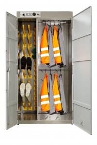 AS8 - Armoire séchante pour équipements complets de petits groupes de travail