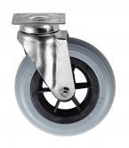 Option 4 roues en diamètre 140mm pour chariots transport bagages