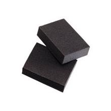 Eponge abrasive pour daims