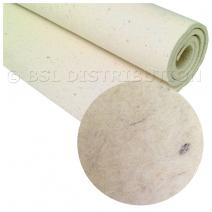Feutre en laine sur mesure pour housse de table à repasser (vente au mètre)