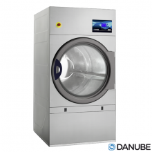 DANUBE DD60 Silver - Déstockage<br /> Sèche linge professionnel 60 kg