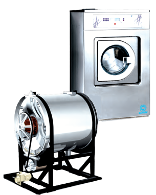 Medium spin washer extractor - WEM 10-13-18-25
