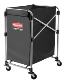 Chariot porte-sac à linge X-Cart 150L